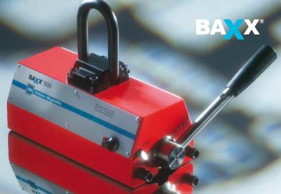 Baxx Løftemagnet