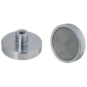 E770NEO_Neodymium_shallow_pot_magnets_thread_hole