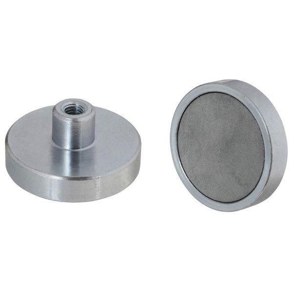 E770NEO_Neodymium_shallow_pot_magnets_thread_hole